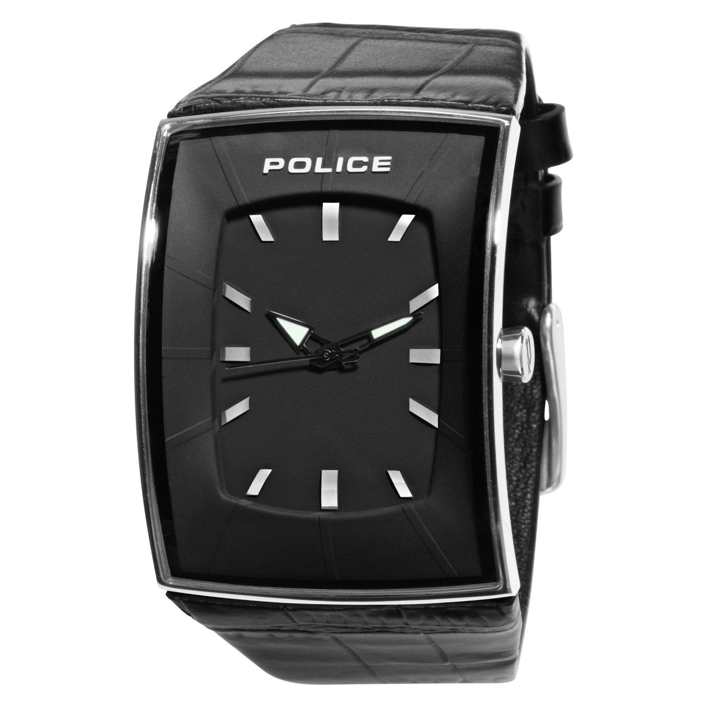 Police Damenuhr schwarz