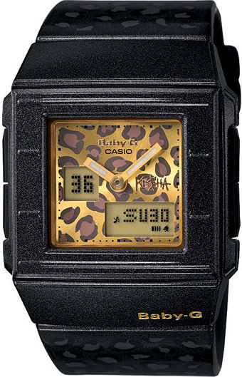 Ke$ha G Shock Watch