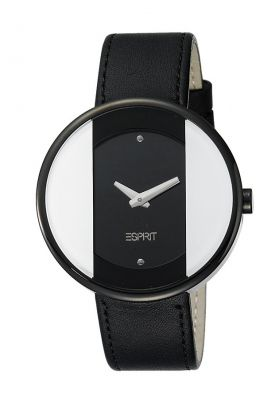 Esprit Damenuhr Eclipse Black