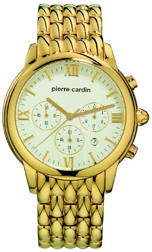 Pierre Cardin Damenuhr Gold