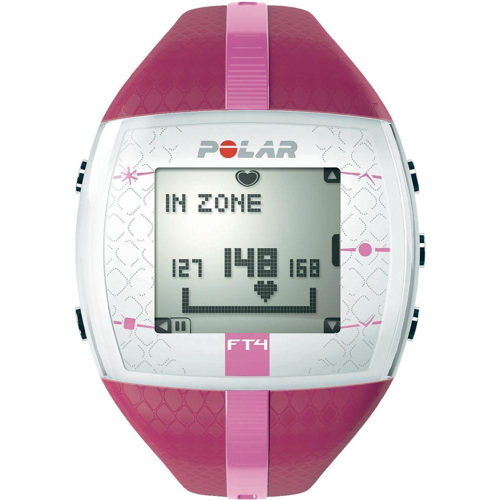 Polar Uhr Pink