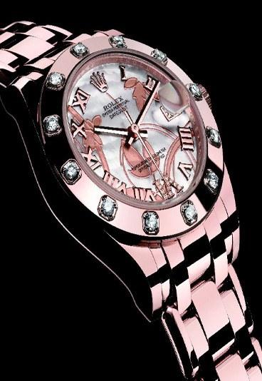 Rolex Damenuhren silber